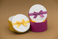 Gift boxs Royalty Free Stock Image