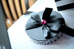 Gift at bridal shower. Gift at a bridal shower party Royalty Free Stock Image