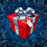 Gift Business Stock Image