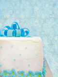 Gift Cake Stock Photography