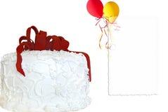 Gift Cake Stock Photo