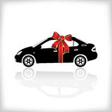 Gift Car Royalty Free Stock Photo