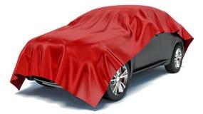 Gift car Stock Image