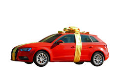 Gift Car Royalty Free Stock Photo