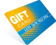 Gift card vector illustration