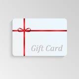 Gift Card Royalty Free Stock Photos