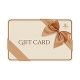 Gift card template Stock Image