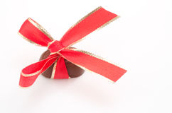 Gift of chocolate Royalty Free Stock Photo