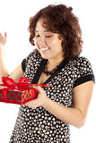 Gift for Christmas Stock Images