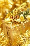 Gift christmas Royalty Free Stock Photography