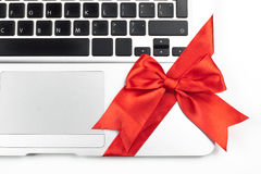 Gift Closeup Royalty Free Stock Image