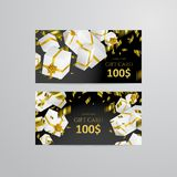 Gift 3D background. Festive box gift card. Gift 3D background. Festive box and bow vector illustration Stock Photography