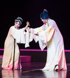 """Gift de haarspeld-Purpere Haarspeld--jiangxi opera""""four dromen van linchuan† Stock Afbeeldingen"""