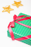 Gift and decorations Stock Image