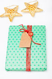 Gift and decorations Royalty Free Stock Image