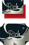 Gift design box Royalty Free Stock Photos