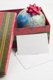 Gift of earth Stock Photography