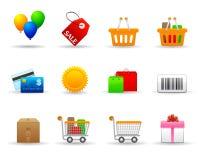 Gift and event friendly set. In v stlye vector illustration