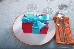 Gift food Royalty Free Stock Photography