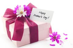 Gift For Mother S Day Stock Photo