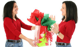 Gift For Yourself Stock Images
