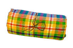 Gift. S of hand-woven cloth Stock Photography