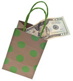 Gift Giving Budget Stock Image