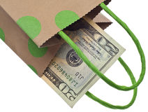Gift Giving Budget Stock Photography