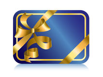 Gift holiday tag Royalty Free Stock Photo