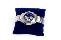 Gift - horloge Stock Afbeelding