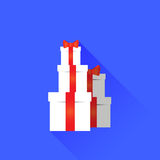 Gift Icon Stock Image