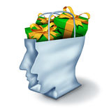 Gift Ideas Royalty Free Stock Photography