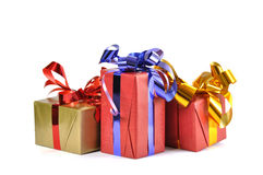 Gift isolated Royalty Free Stock Photo