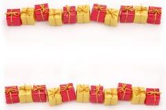 Gift-kader Stock Foto's
