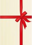 Gift, karton Stock Illustratie