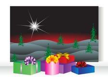 Gift. Royalty Free Stock Photo