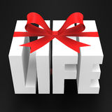 Gift of Life royalty free illustration