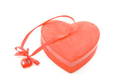 Gift of love Stock Image