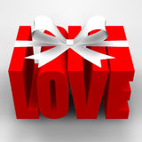 Gift of Love Stock Photos