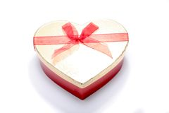 Gift of love. Royalty Free Stock Photography