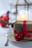 Gift with love Royalty Free Stock Image