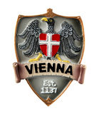 Gift magnet. Vienna. Royalty Free Stock Images