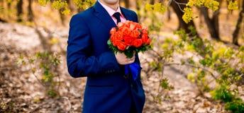 Gift man Fotografering för Bildbyråer