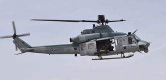 Gift Marine Corpss UH-1Y lizenzfreies stockfoto