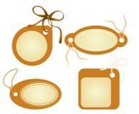gift markering Royalty-vrije Stock Afbeeldingen