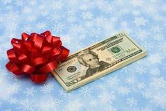Gift of Money Stock Photos