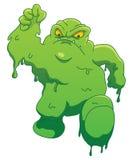 Gift-Monster Lizenzfreies Stockbild