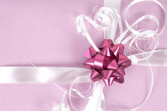 Gift package Royalty Free Stock Photos