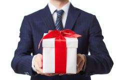 Gift package Stock Photography