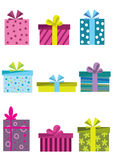 Gift Package icon Royalty Free Stock Photography